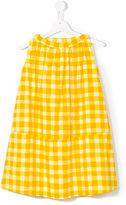 Marni sleeveless checked dress - kids - Cotton - 8 yrs