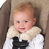 Summer Infant CushyStraps - Ivory Teddy Bear