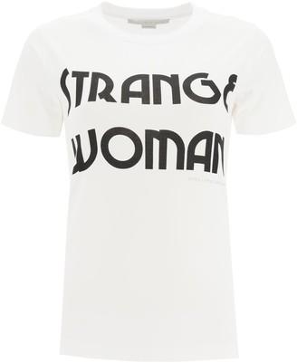 Stella McCartney Strange Woman Print T-Shirt