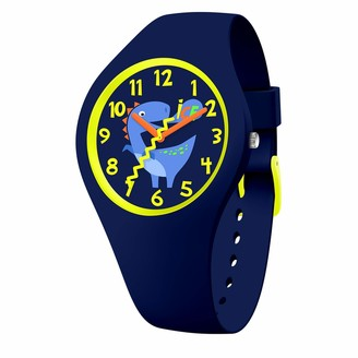 Ice Watch Ice-Watch - ICE fantasia Jurassic - Blue boy's wristwatch with silicon strap - 017892 (Small)