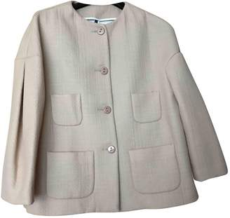 Liviana Conti Pink Cotton Jacket for Women