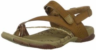 Merrell Women's Siena/Light Brown Shoe