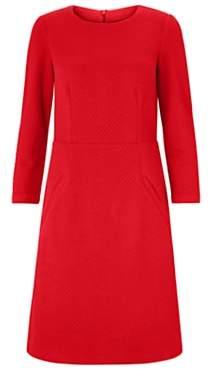 Boden Agnes Jacquard Dress