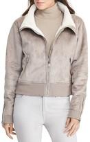 Lauren Ralph Lauren Funnel Neck Jacket