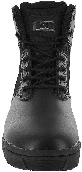 24c3e4ce534 Stealth Force 6.0 Mens Side-Zip Composite-Toe Work Boots