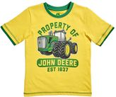 John Deere Boys 4-7 Graphic Mock-Layer Tee