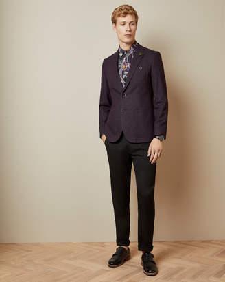 Ted Baker MONEJKT Semi plain wool-blend blazer