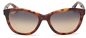 Maui Jim Women's Canna Polarized Cat Eye Sunglasses, 54mm