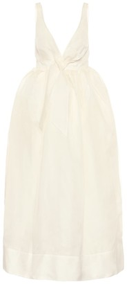 Brock Collection Bridal Rosella silk-organza maxi dress