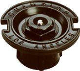 Champion IRRIGATION PD F37PH Plastic Flush Sprinkler Head, Half