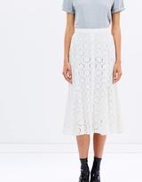 Lover Charlotte Midi Skirt