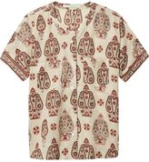 Scotch & Soda All-Over Printed Blouse
