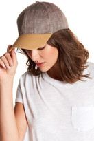 Natasha Accessories Woven Baseball Cap