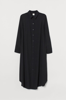 H&M H&M+ Calf-length shirt dress
