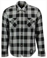 Levi's Men's Oakland Raiders Plaid Barstow Western Shirt