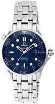 Omega Men's 21230362003001 Seamaster300 Analog Display Swiss Automatic Silver Watch