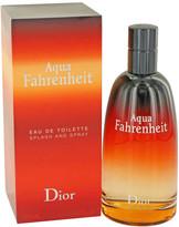 Christian Dior Aqua Fahrenheit by Eau De Toilette Spray for Men (4.2 oz)