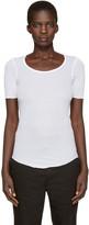 Etoile Isabel Marant White Luceo T-shirt