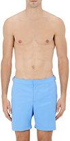 Orlebar Brown Men's Bulldog Swim Trunks-BLUE
