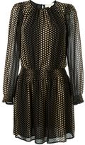 MICHAEL Michael Kors dot print mini dress