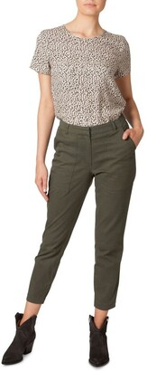 Skin and Threads Slim Fit Cargo Pant