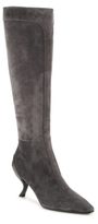Roger Vivier Final Sale Suede Pointed Toe Boot