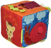 Vulli Sensitive Cube Toy