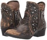 Corral Boots Q5097 (Black) Women's Boots