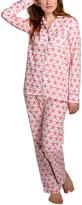 Malabar Bay Pink Starfish Organic Cotton Pajama Set