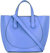 Victoria Beckham shopper tote - women - Leather - One Size