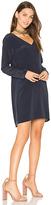 Merritt Charles Spencer Dress in Blue. - size S (also in XS)