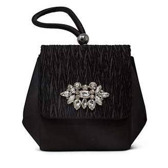 Jessica McClintock Honey Top Handle Evening Bag
