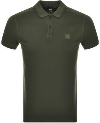 Boss Casual BOSS Casual Prime Polo T Shirt Green