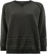 Lamberto Losani patterned sweater