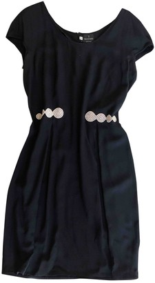 Trussardi Black Dress for Women Vintage