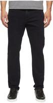 Perry Ellis Slim Fit Stretch Brushed Rinsed Denim in Blackdigo Men's Jeans