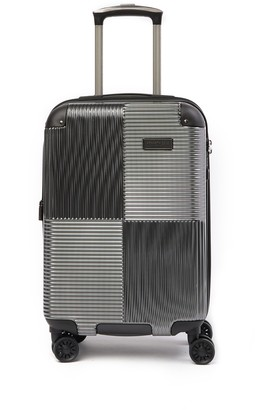 "Kenneth Cole New York Lexington Ave 8-Wheel ABS 20"" Spinner Suitcase"