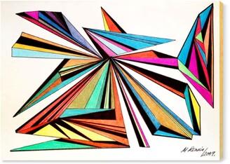 Oliver Gal Architecta Canvas Wall Art