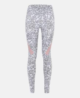 adidas by Stella McCartney Stella McCartney grey alphaskin tight