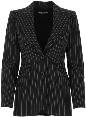 Dolce & Gabbana Pinstripe Blazer