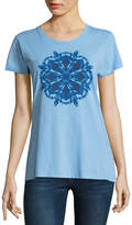 Columbia Co. Short Sleeve Crew Neck Graphic T-Shirt