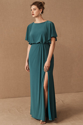BHLDN Lena Dress By in Blue Size 0