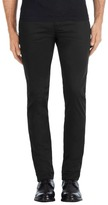 J Brand Brooks Sateen Trouser in Black
