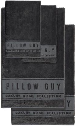 Pillow Guy Luxe 4Pc Towel Bundle