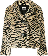 Hache animal print jacket