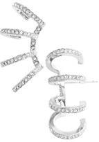 Nadri 'Starry Night' Crystal Ear Crawlers