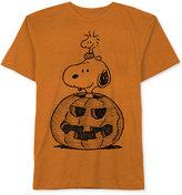 Peanuts Snoopy Graphic-Print T-Shirt, Little Boys (4-7)