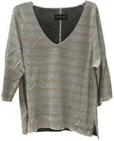 By Malene Birger Beige Wool Knitwear for Women