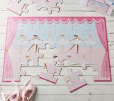 Pottery Barn Kids Ballerina Puzzle