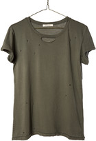 Ragdoll LA DISTRESSED VINTAGE TEE Army